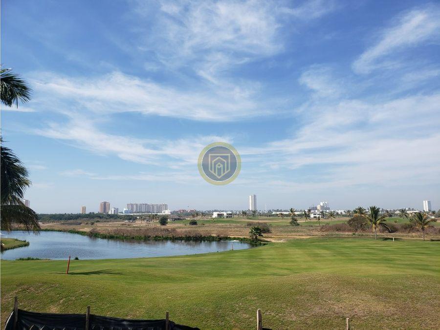 casa en venta en marina campo de golf mazatlan