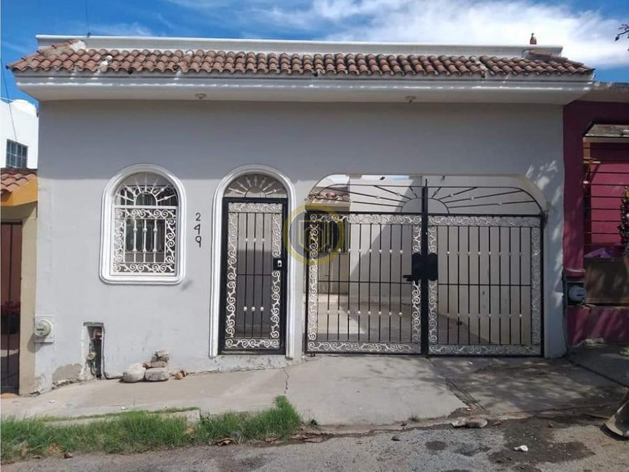 casa en venta en san jorge mazatlan