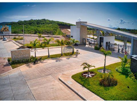 terrenos en venta en privada pacifico hills mazatlan
