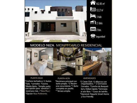 casas en venta en montecarlo residencial