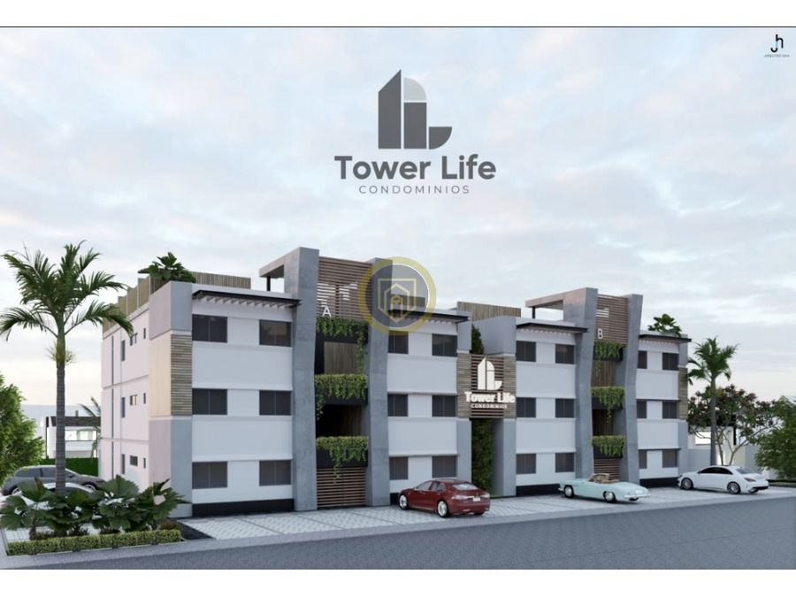 departamento en venta tower life