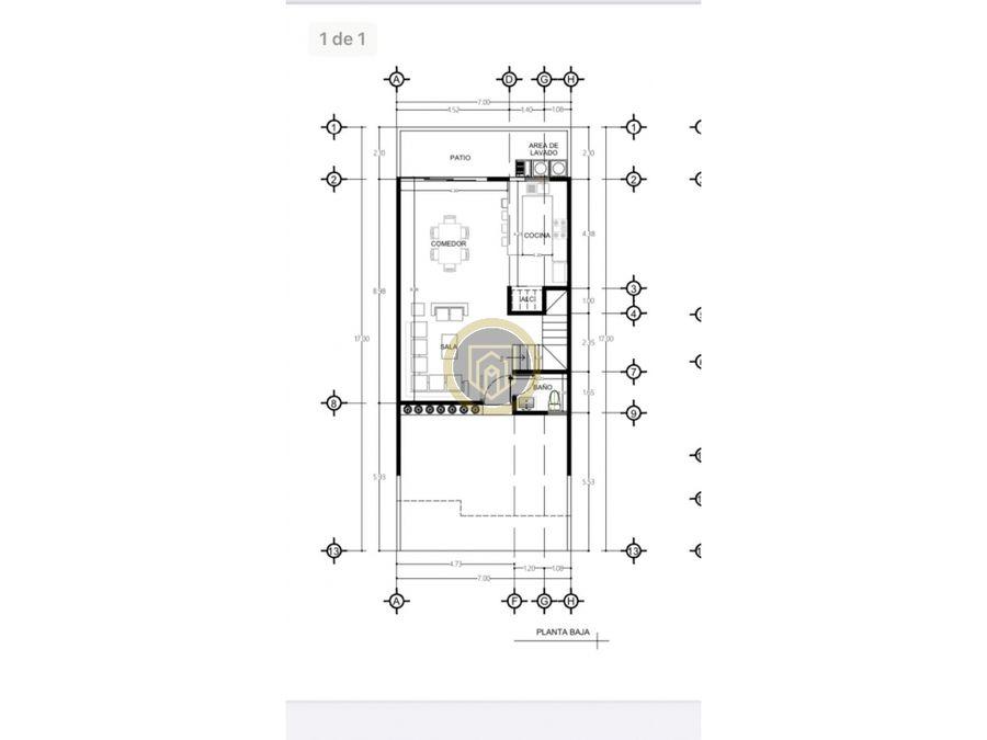 casa en venta en coto 7 real del valle