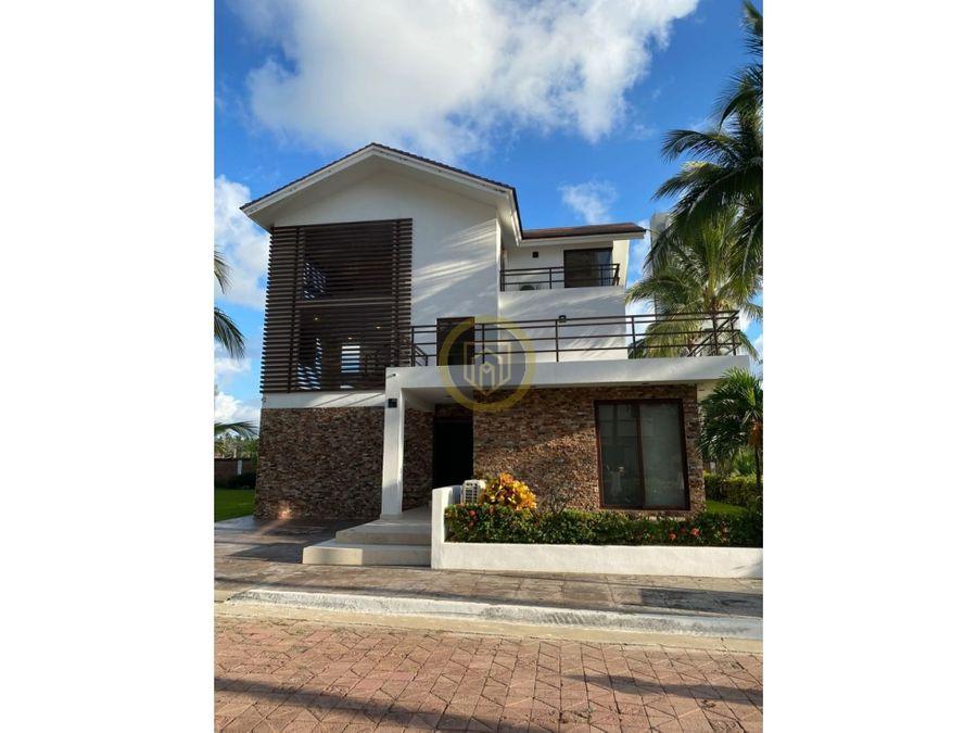 casa en venta en la playa villa de rueda