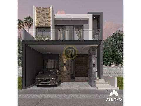 casa en venta en privada coto atlantico