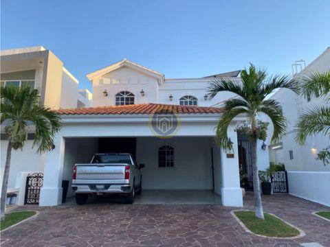 casa en venta en el cid campo de golf mazatlan