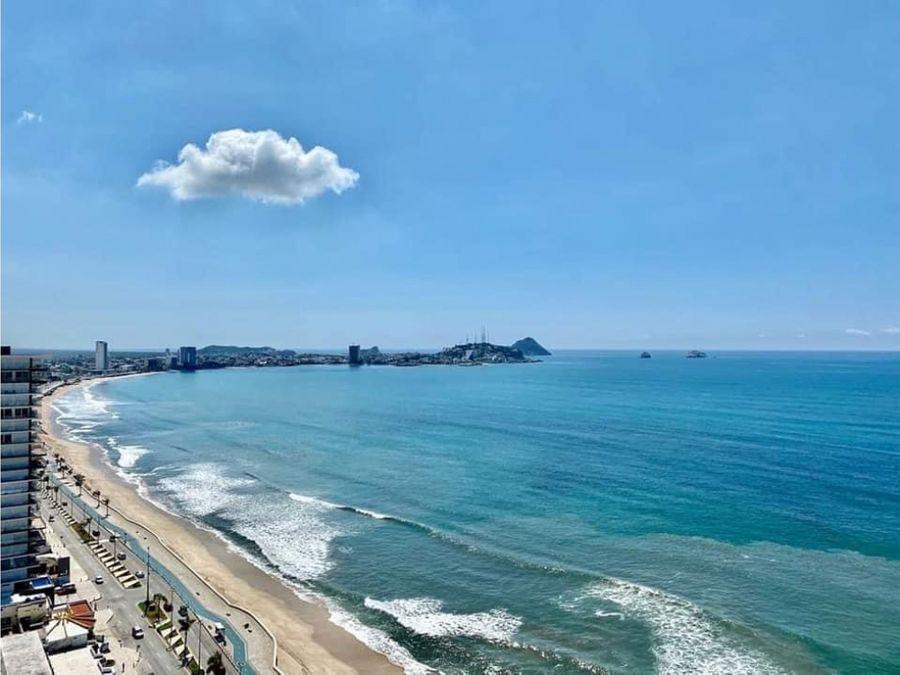 departamento en venta con vista al mar