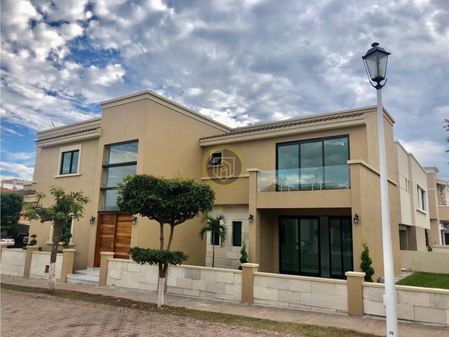 casa en venta en club real mazatlan