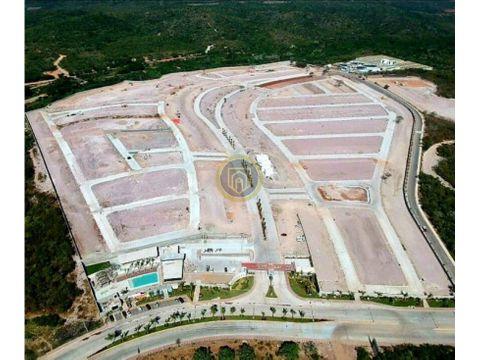 terreno en venta en privada sonterra mazatlan