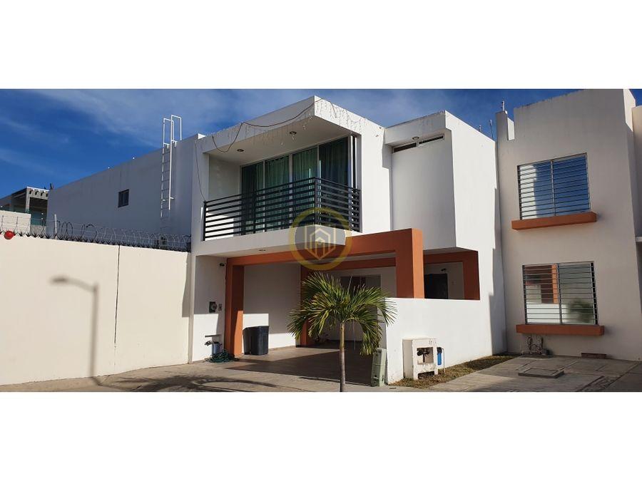 casa en venta en real del valle coto 11