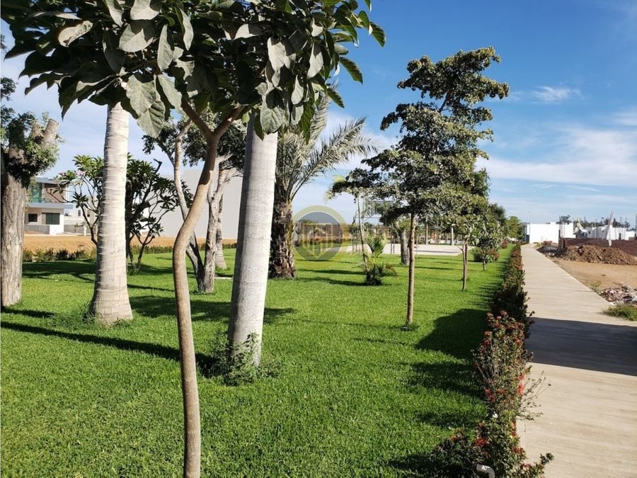 casa en venta en coto platino con area verde privada mazatlan