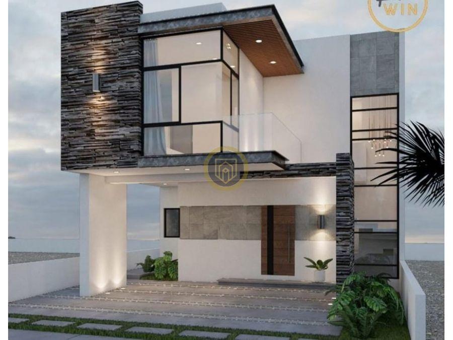 casa en venta en coto soles mazatlan