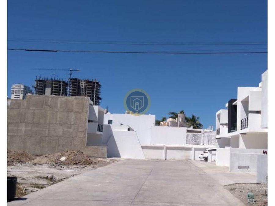 casas en venta en privada gaviotas mazatlan