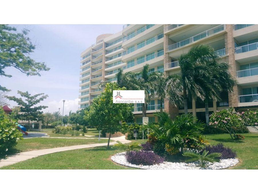 apartamento en venta aguamarina beach resort barranquilla