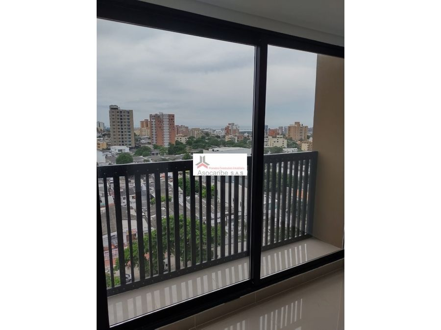 apartamento en venta sector parque venezuela barranquilla