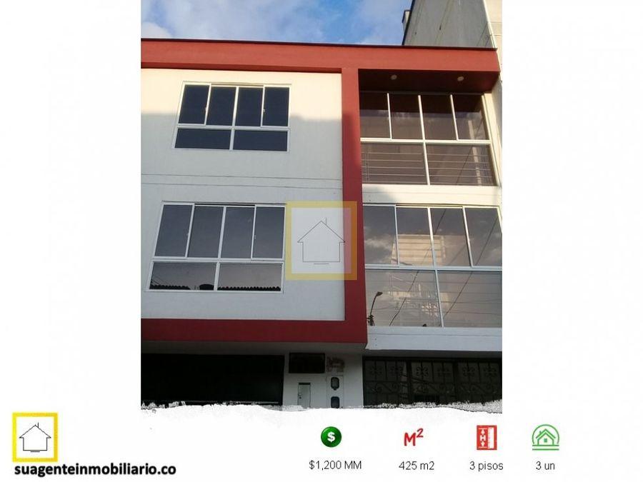 venta de edificio bucaramanga