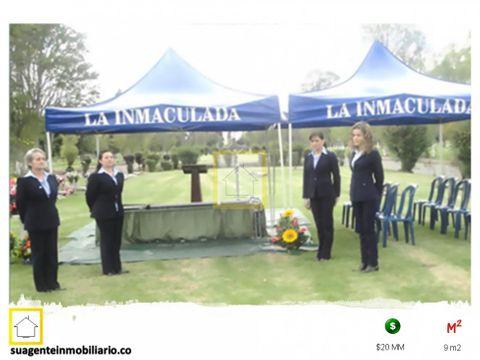 lotes en venta cementerio la inmaculada bogota