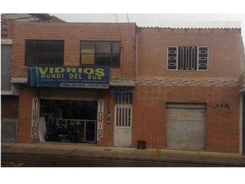 casa comercial en venta tunjuelito
