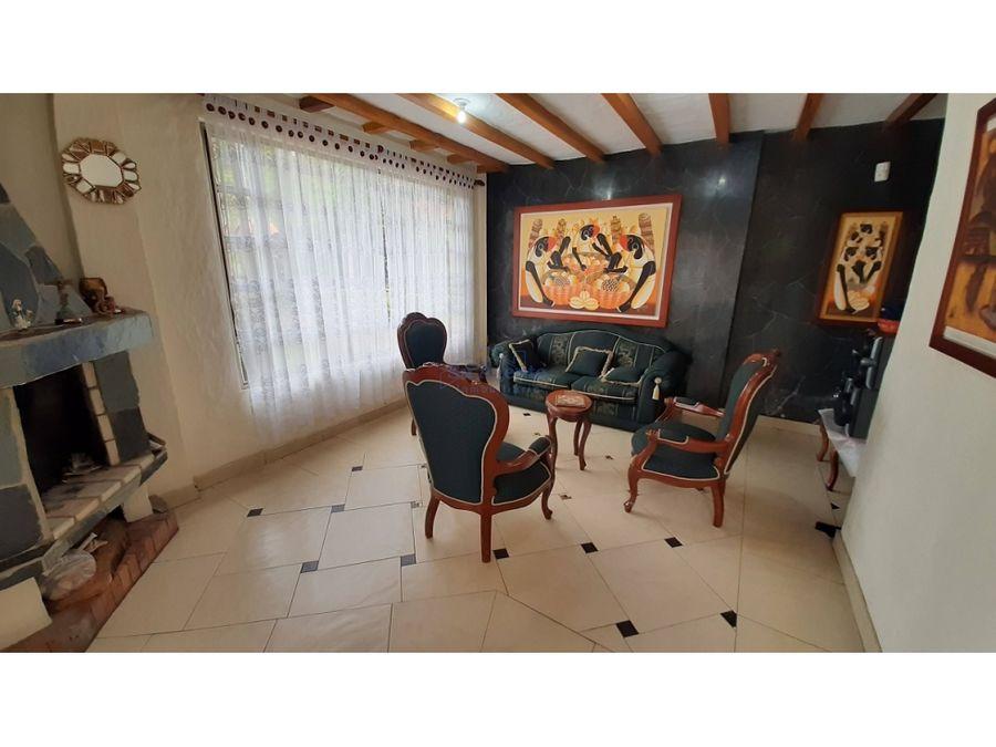 casa de 2 niveles altillo y zona verde cota cundinamarca