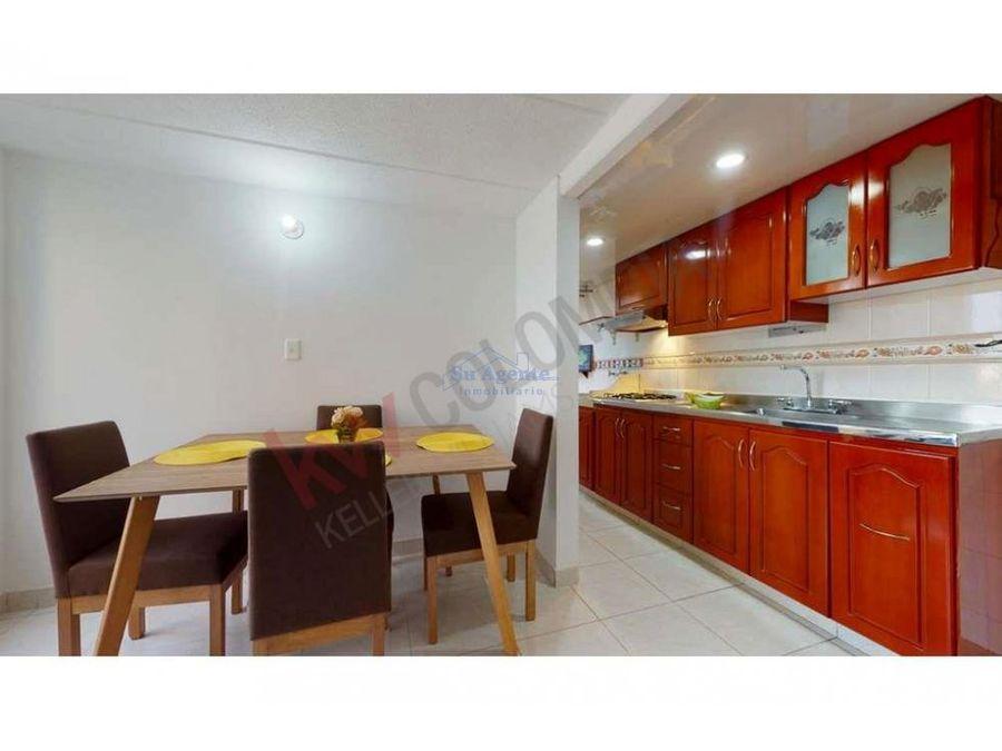apartamento en venta en nueva tibabuyes suba