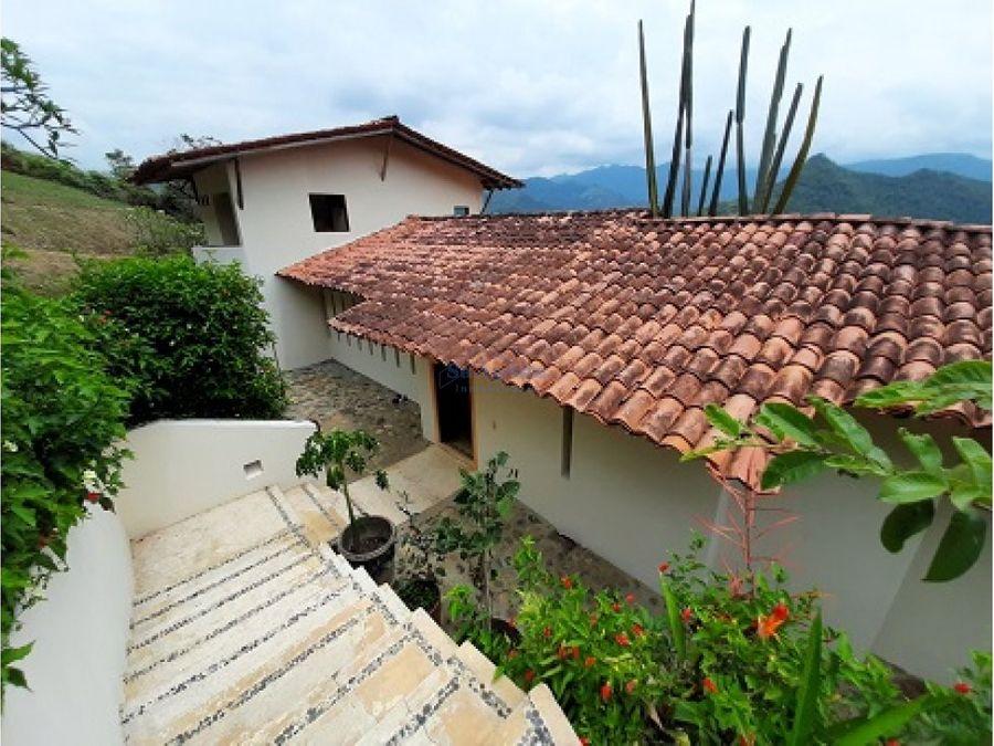 casa campestre en la vega cundinamarca
