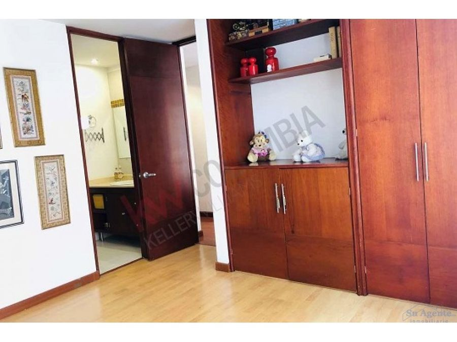 apartamento en venta santa barbara bogota dc
