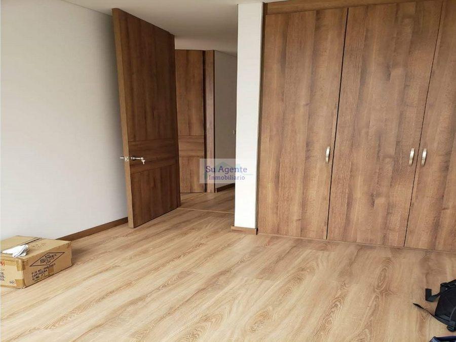 se vende apartamento ubicado en cajica