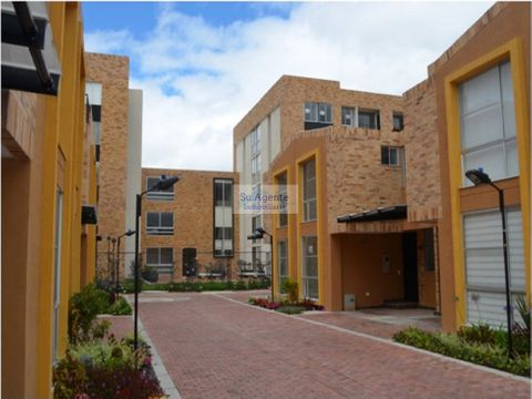 casa en conjunto residencial de cajica en venta