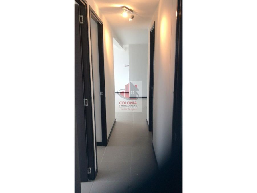 apartamento en arriendo en loma de los bernal