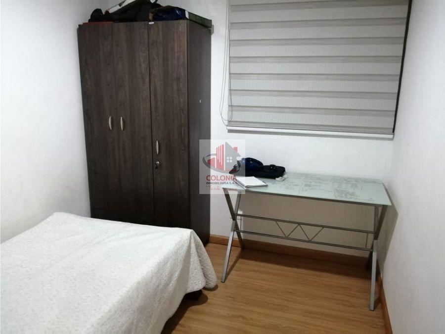 se vende apartamento en bello cabanas