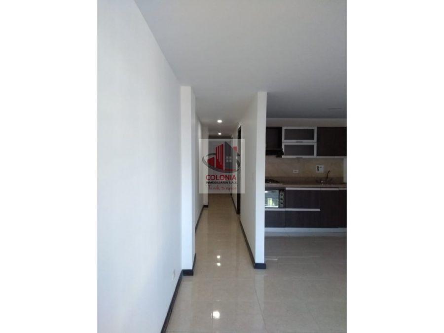 se vende comodo apartamento en itagui