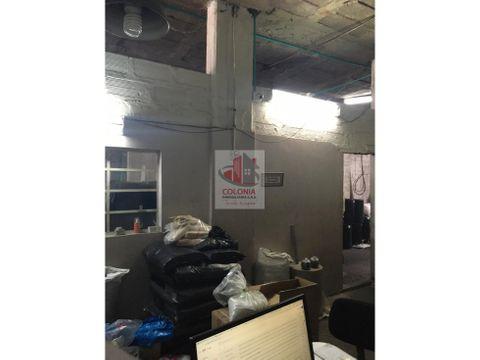 se vende bodega industrial en barrio colombia