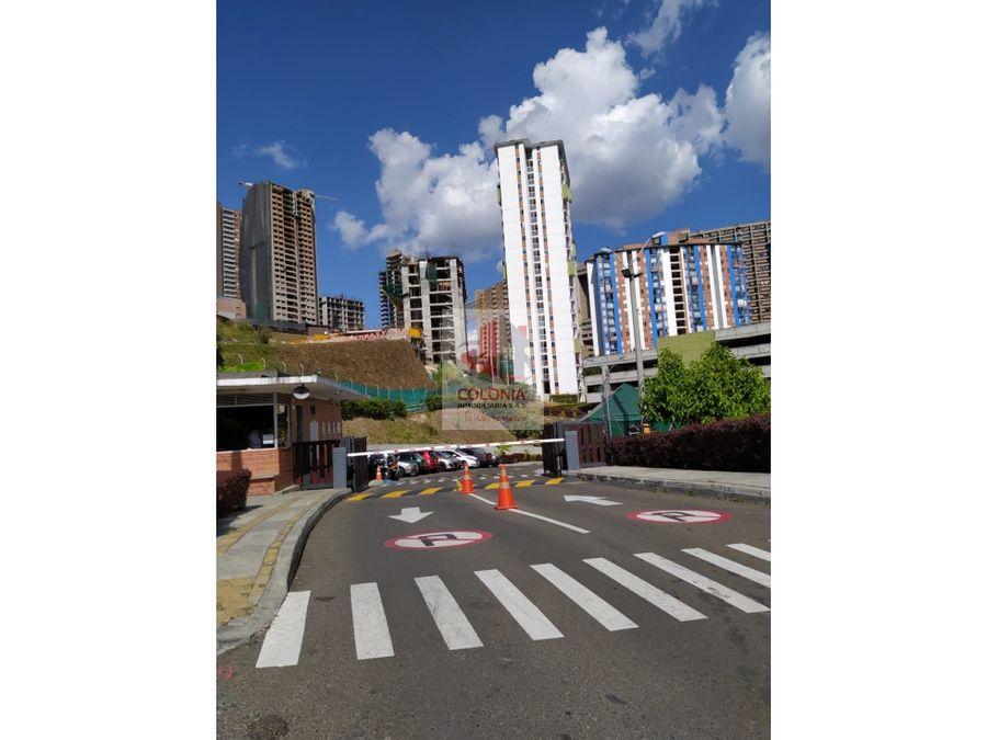 apartamento en urbanizacion monte paraiso