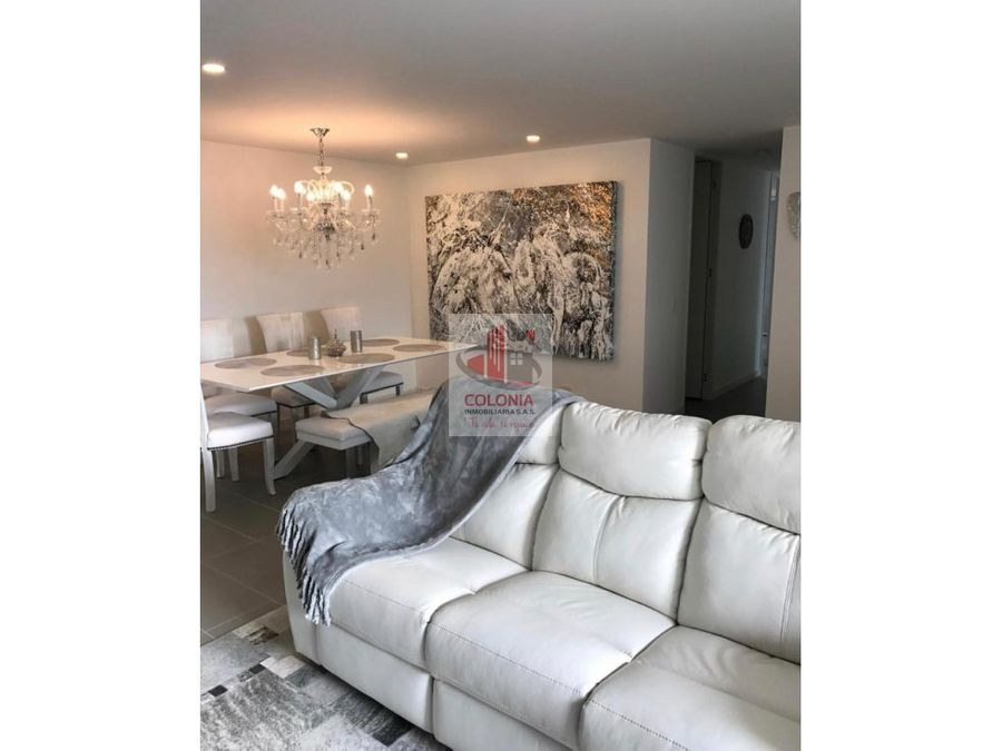 se vende y arrienda apartamento en poblado castropol