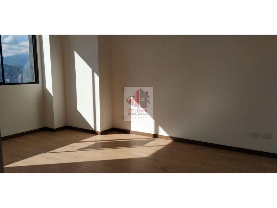 apartamento en loma del escobero