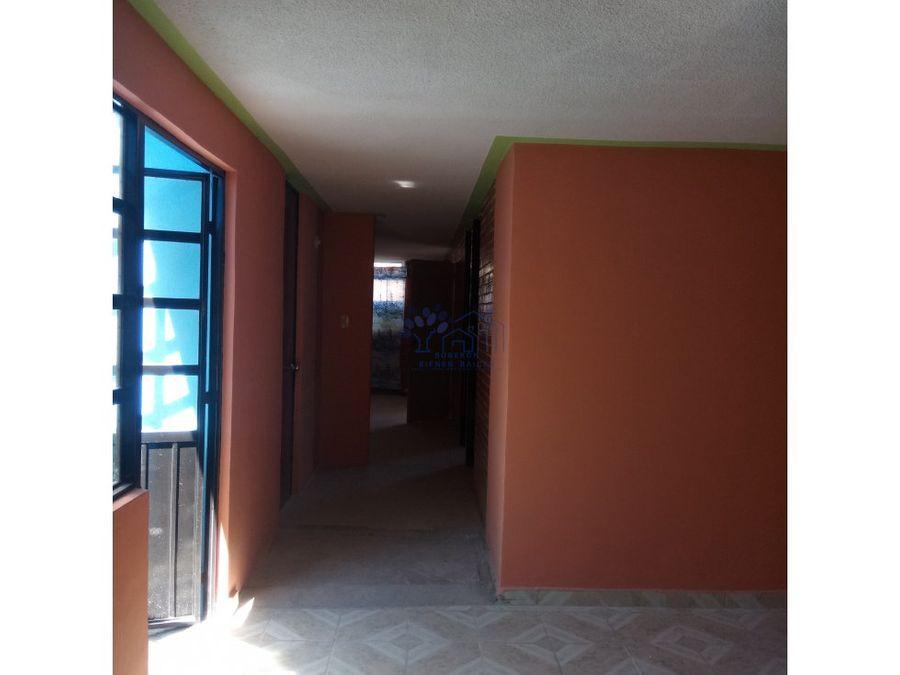departamento 1er piso ampliado jardines