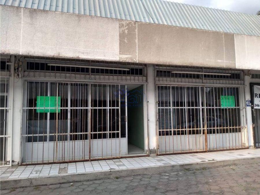 renta local comercial en plaza premier 2 niveles