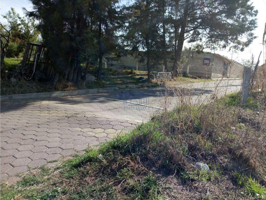 terreno en venta san lucas cuauhtelulpan