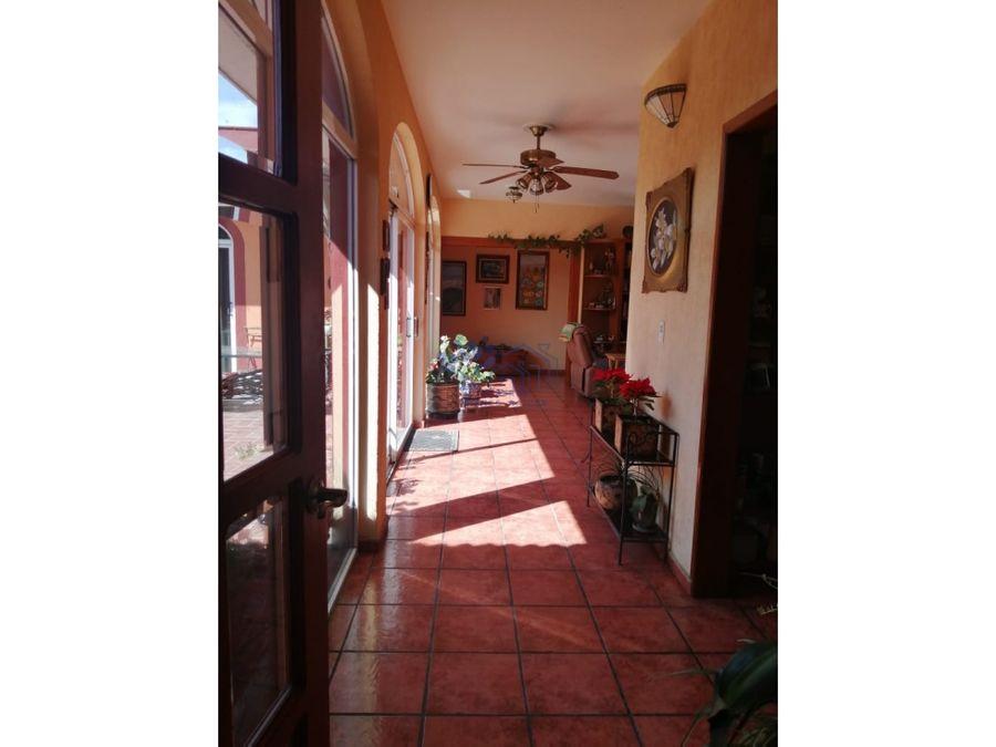 venta de casa de 1 piso en calle principal de santa maria atlihuetzia