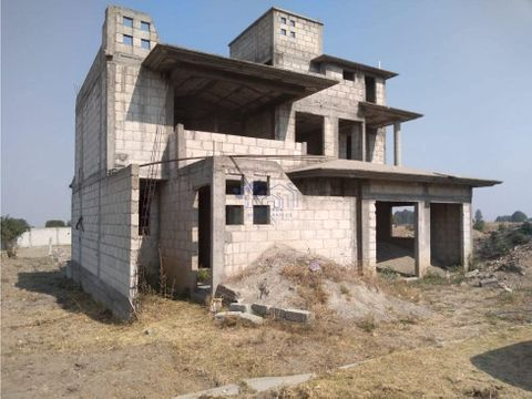 venta casa en obra negra san francisco tetlahnocan