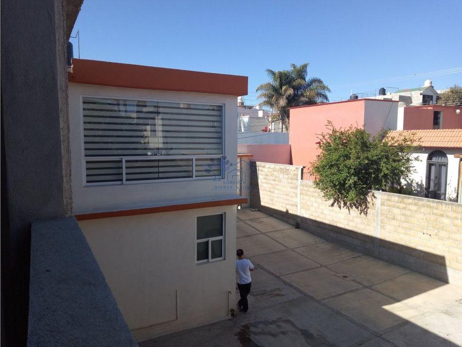 renta casa en loma xicohtencatl calle 17