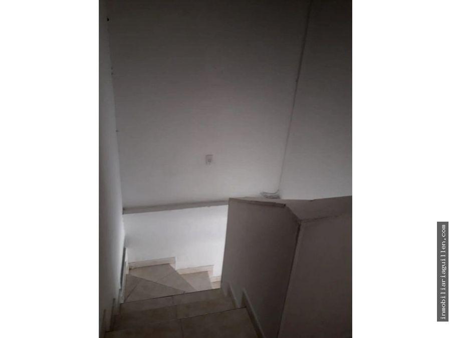 venta casa dos pisos en el barrio coruna