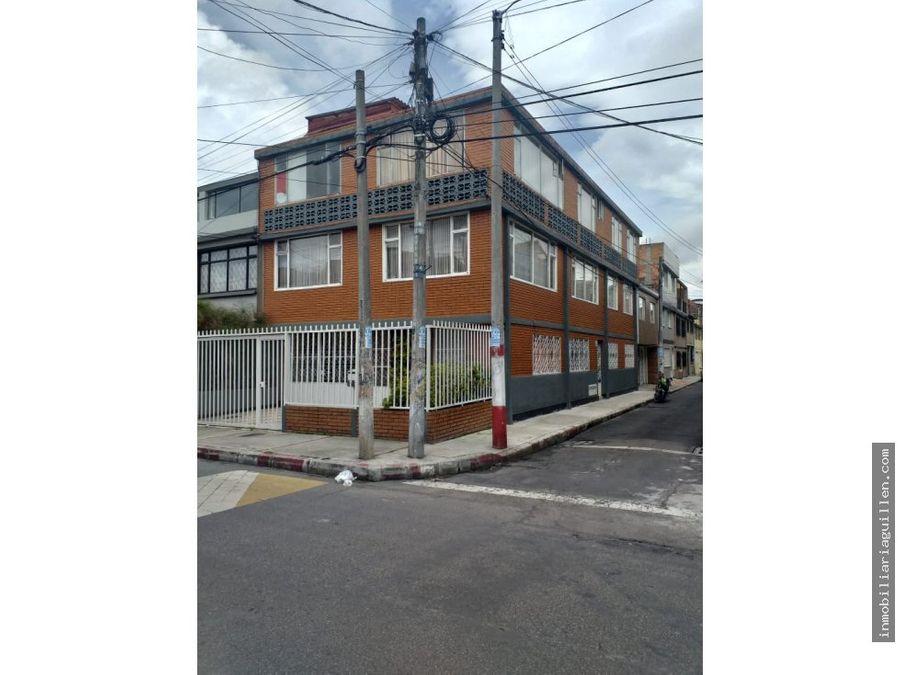 casa esquinera barrio san joaquin