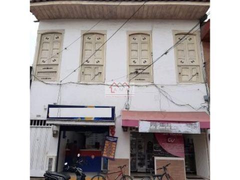 venta casa lote para construccion centro caicedonia