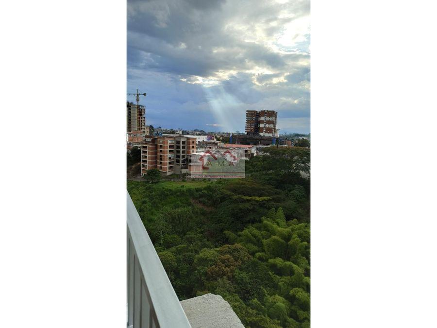 renta apartamento al norte edificio 3600 armenia