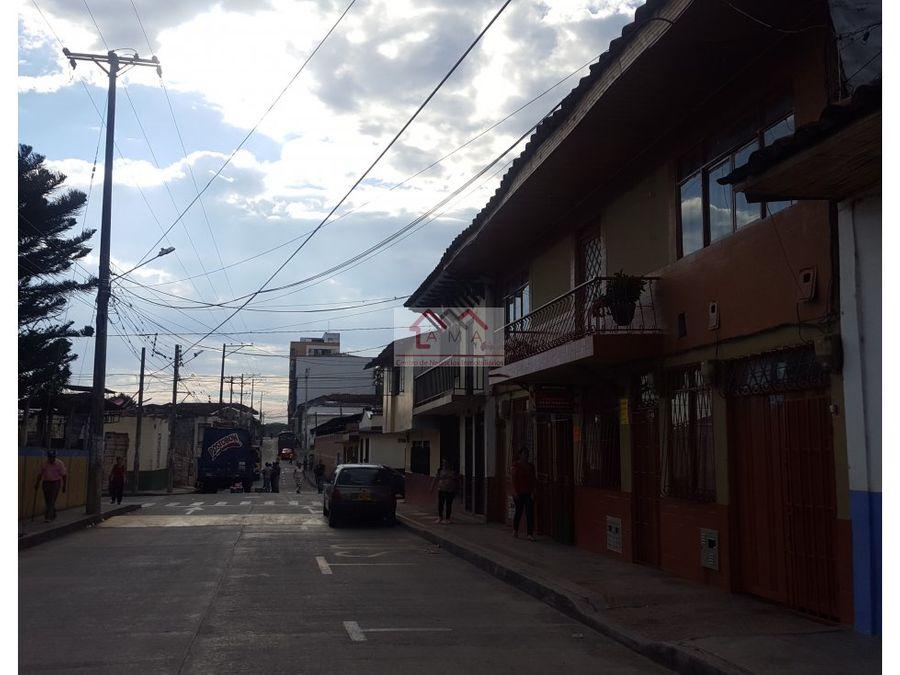 venta casa lote con renta en montenegro