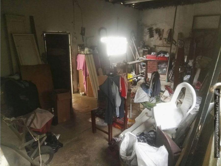 venta de casa lote sector manrique central
