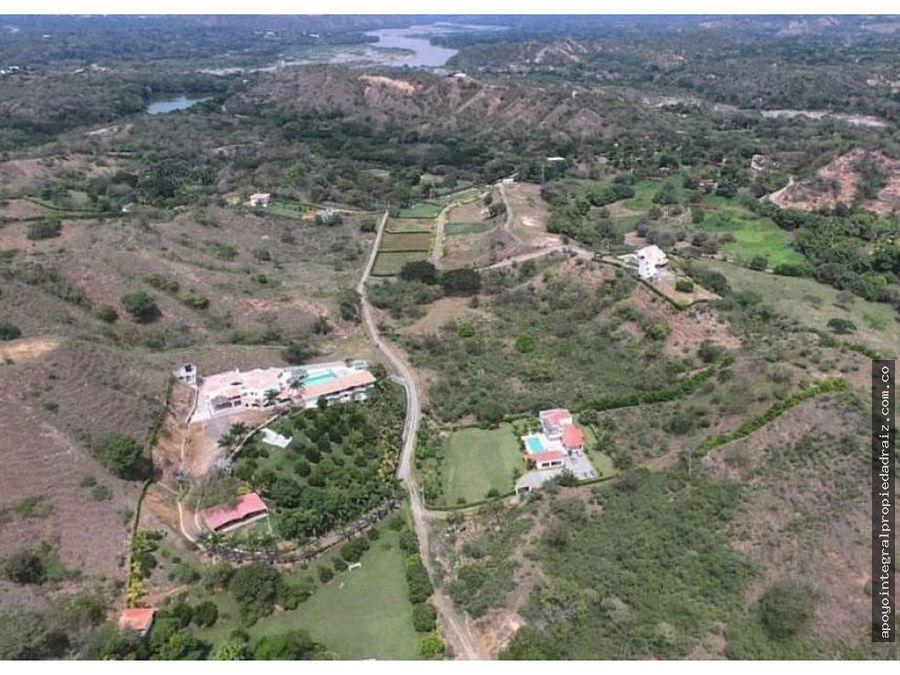 venta de lote 5 sector vereda guaymaral via santa fe de antioquia