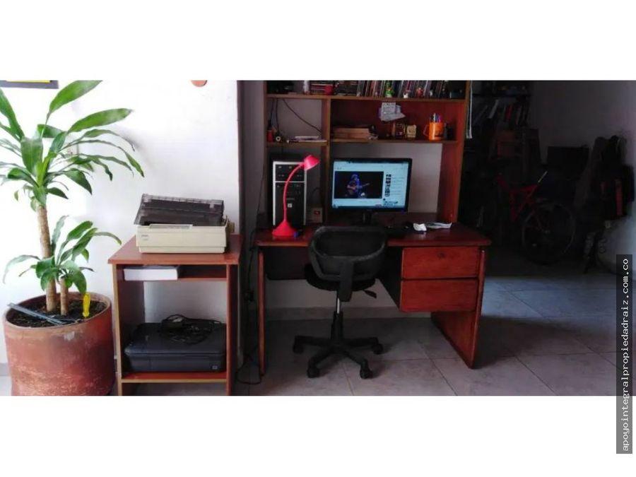venta de casa duplex sector aranjuez