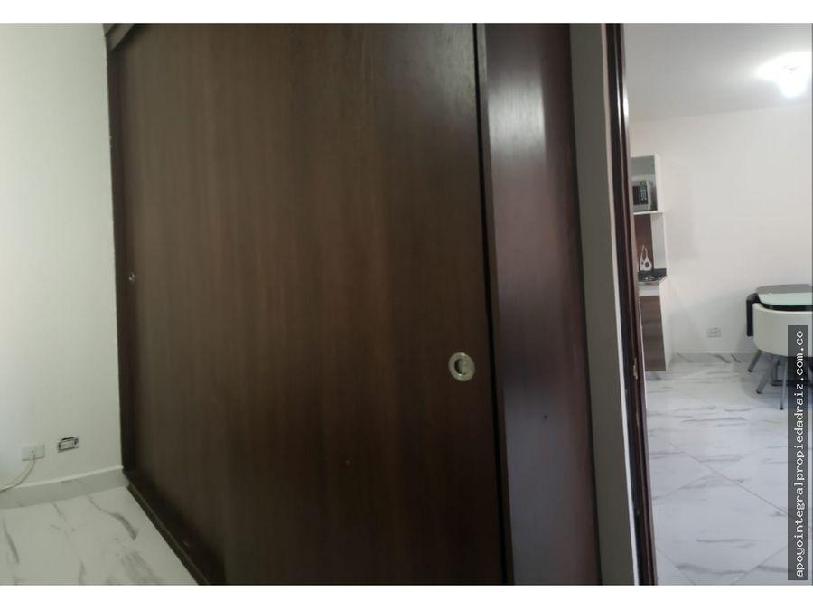 venta de apartamento sector aranjuez parte baja