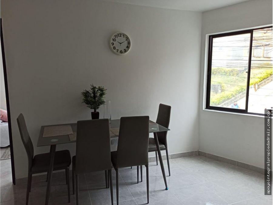 venta de apartamento sector manrique la salle